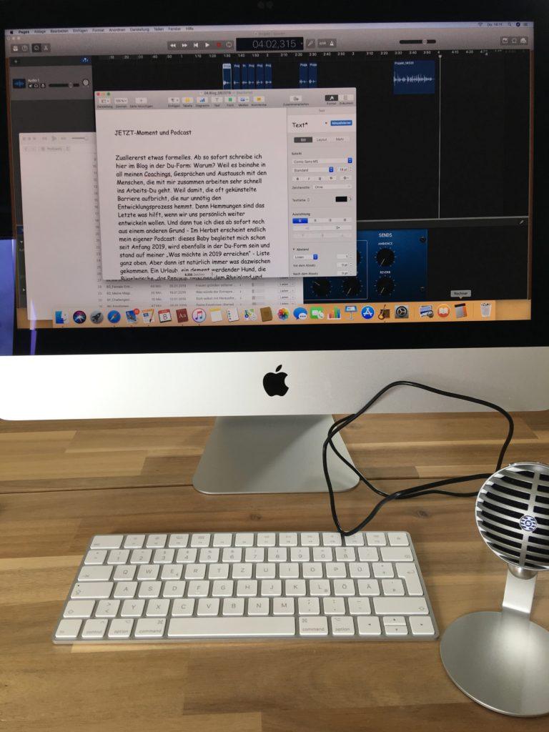 Quereinstieg Vom Technik-Muffel über JETZT zum eigenen Podcast