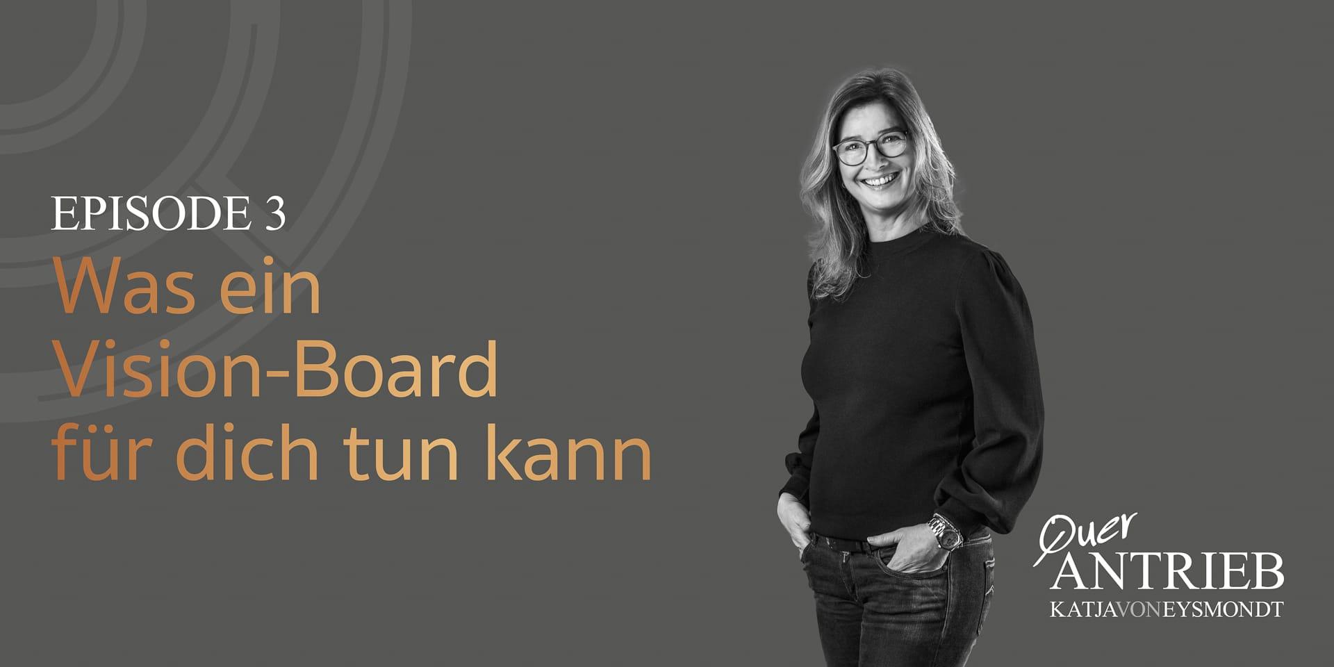 Katja von Eysmondt - Podcast Querantrieb - Folge 3